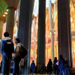 Nedelandstalige Sagrada Familia Privé Tour - Binnen !