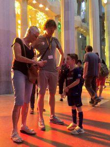 Nedelandstalige Sagrada Familia Privé Tour - alleen uw groep tot max 8