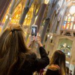 Sagrada Familia grote Groepen Tour - altijd weer een belevenis