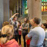 Sagrada Familia grote Groepen Tour - leerzaam