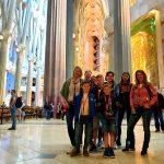Sagrada Familia Open Inloop tour - indrukwekkend van binnen