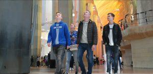 Sagrada Familia Open Inloop tour - open voor iedereen maar geen privé tour