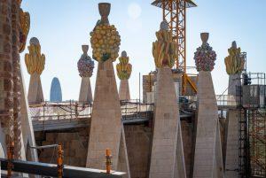 Símbols of harvest, Sagrada Familia